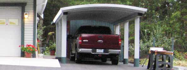 The Ultimate Carport Metal Carports Carport Kits And